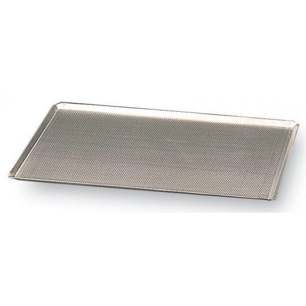 Bageplade 1/1 GN alu perf. 53,0x32,5 cm