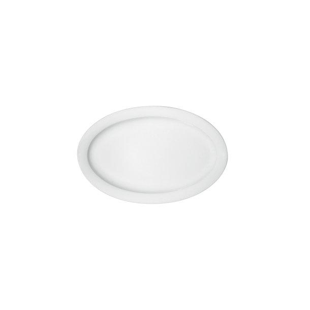 Dimension fad oval 28,9x18,7 cm.