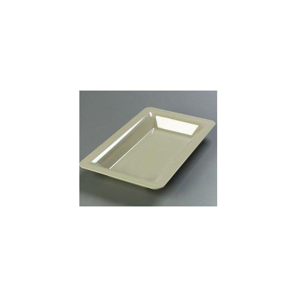 Kantine Palette hvid melamin 1/2 - 65 mm