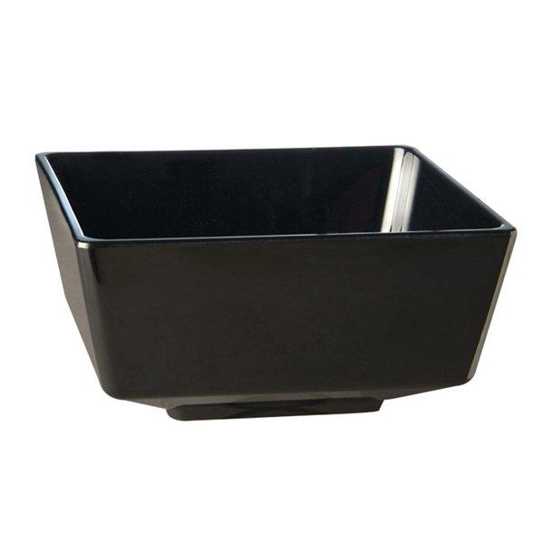 HV skål melamin 25x25 cm. 4,70 L. - H 12,0 cm.