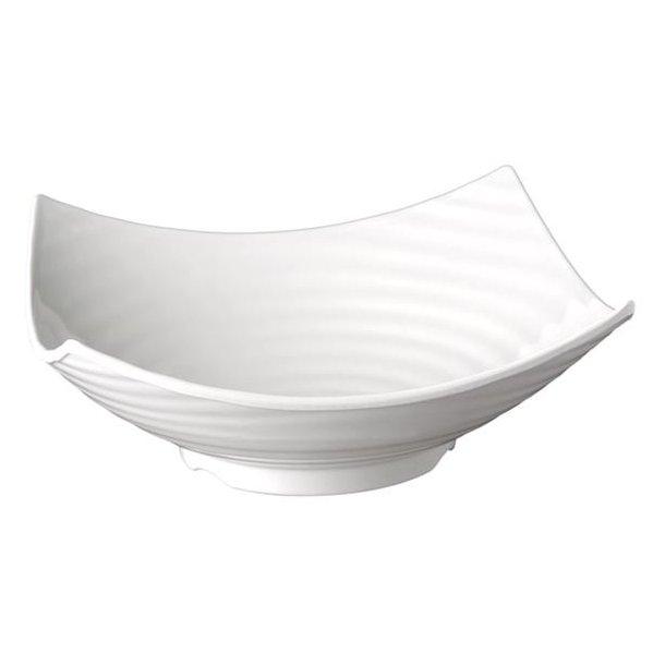 HV skål melamin 35x35x12,5 cm.