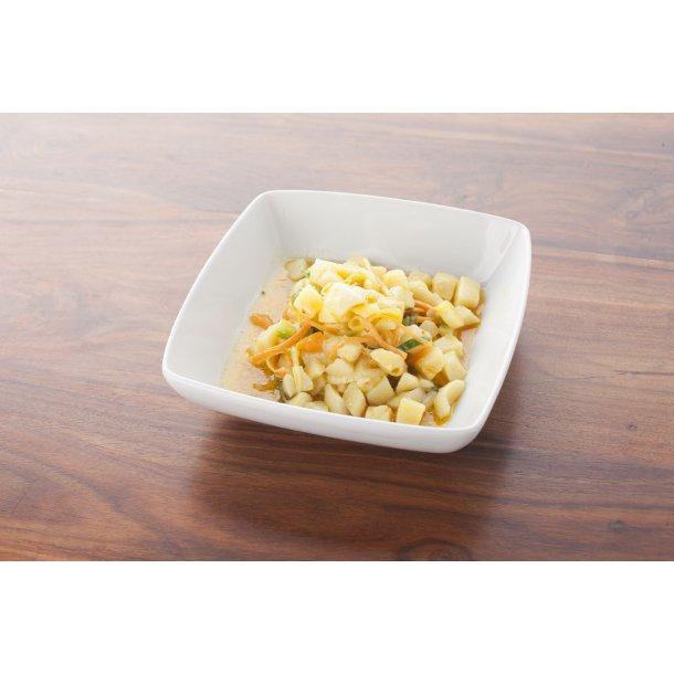 HV skål Gastro kvadrat 18x18 cm.
