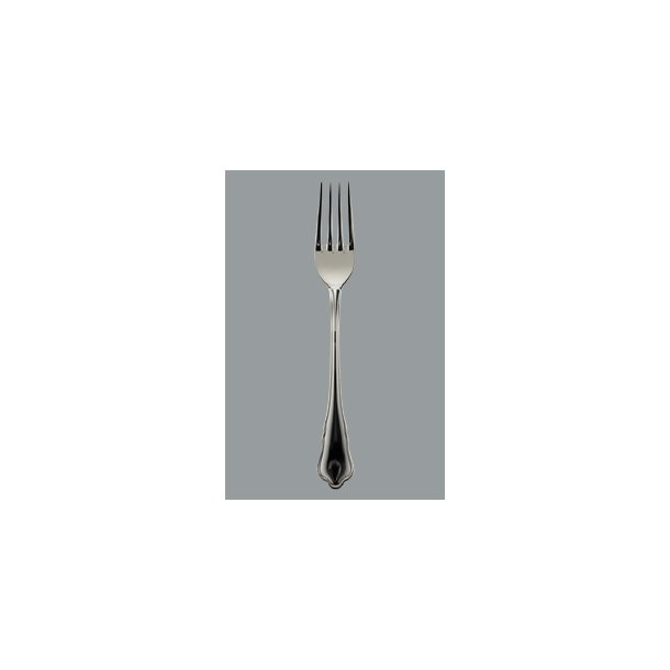 Chippendale spisegaffel 19,0 cm