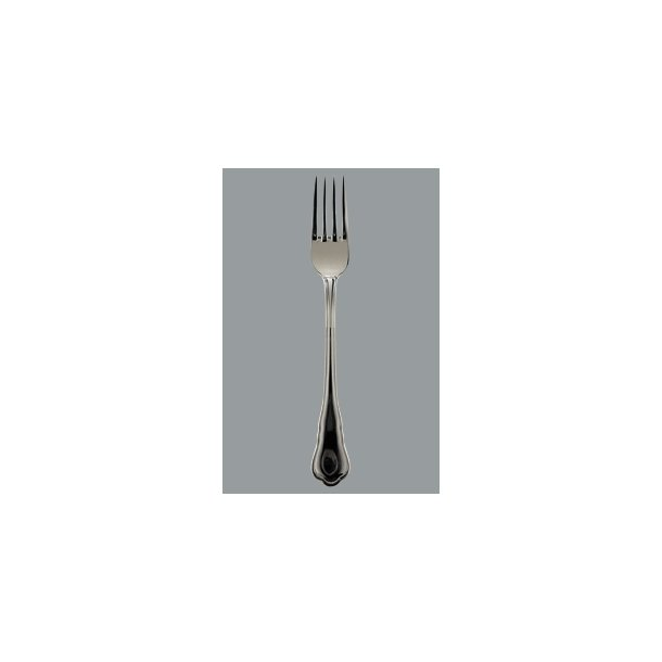 Chippendale spisegaffel 21,0 cm