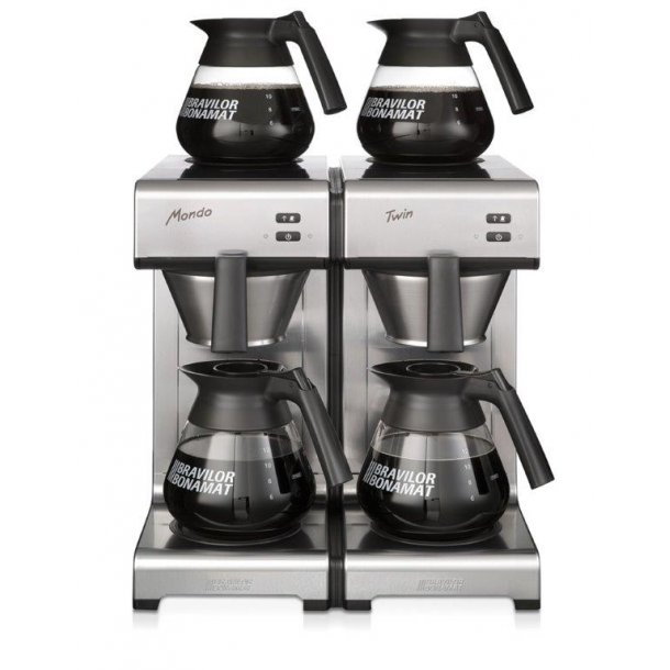 Kaffemaskine Mondo Twin