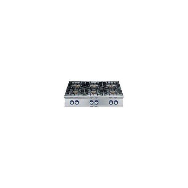 Kogebord 900XP 1 1/2  BYGAS 60 kW
