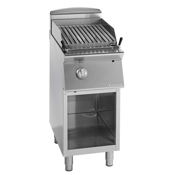Charcoal grill Unika 700 1/2 gas
