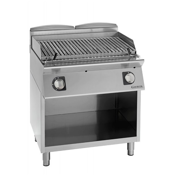 Charcoal grill Unika 900 1/1 gas