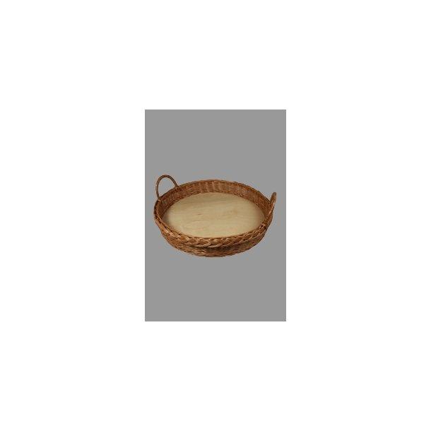 Brødkurv lav rødpil Ø 40 cm