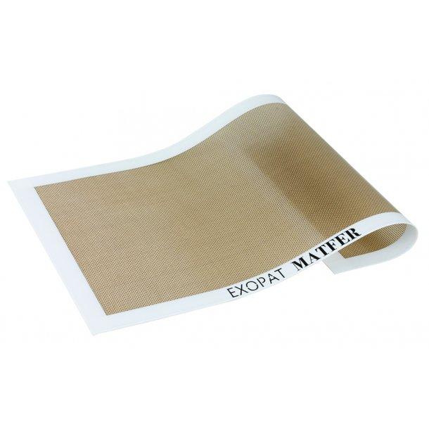 Bagemåtte 1/1 non-stik 53,0x32,5 cm