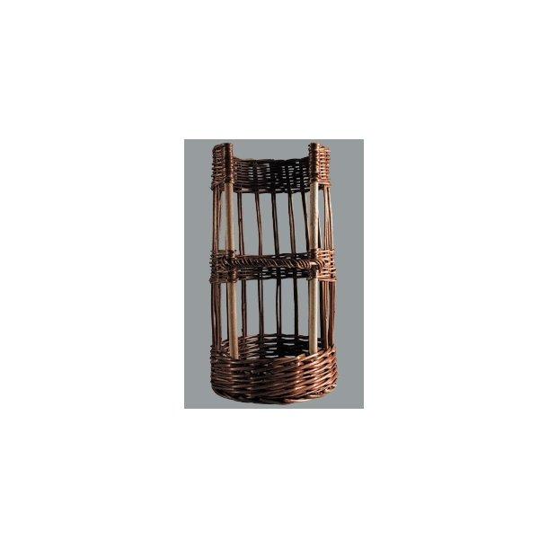 Brødkurv, flutesholder rødpil høj model