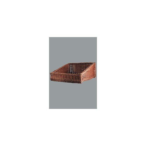 Brødkurv rekt. buffet rødpil 50x50 cm
