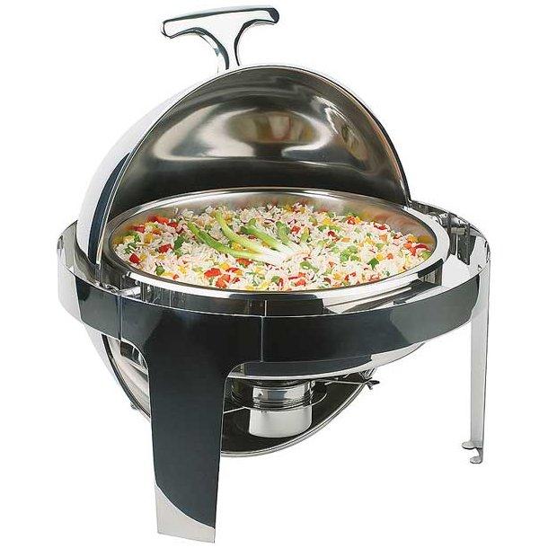 Chafing dish rund roll t 505 frt/cp  Ø 3 Ø 45 cm - H 45 cm - 3 liter