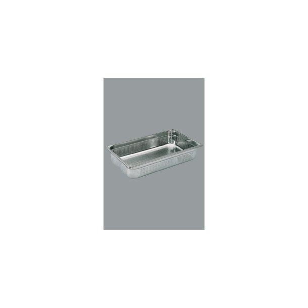 Kantine  rustfri perf. 1/1x 40 mm