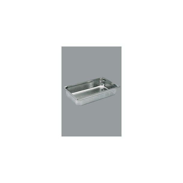 Kantine  rustfri perf. 1/1x200 mm