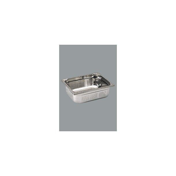 Kantine rustfri perf. 1/2x150 mm