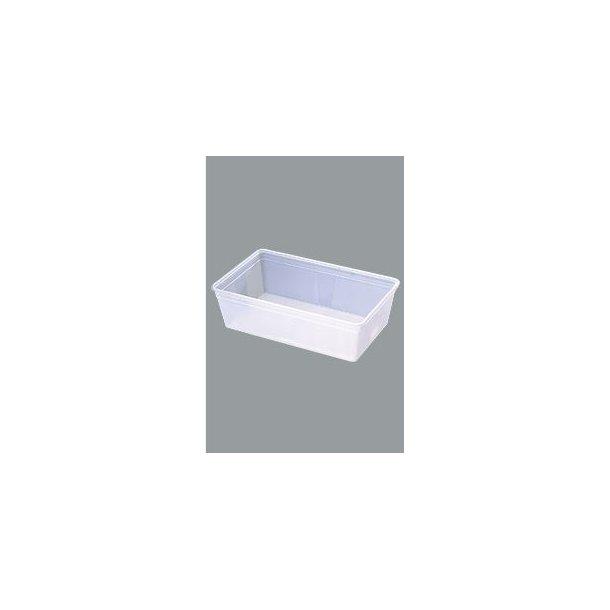 Kantine Bourgeat u/låg plast 1/1x150 mm
