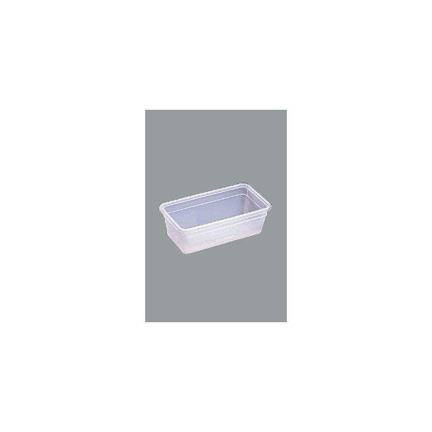 Kantine Bourgeat u/låg plast 1/3x100 mm