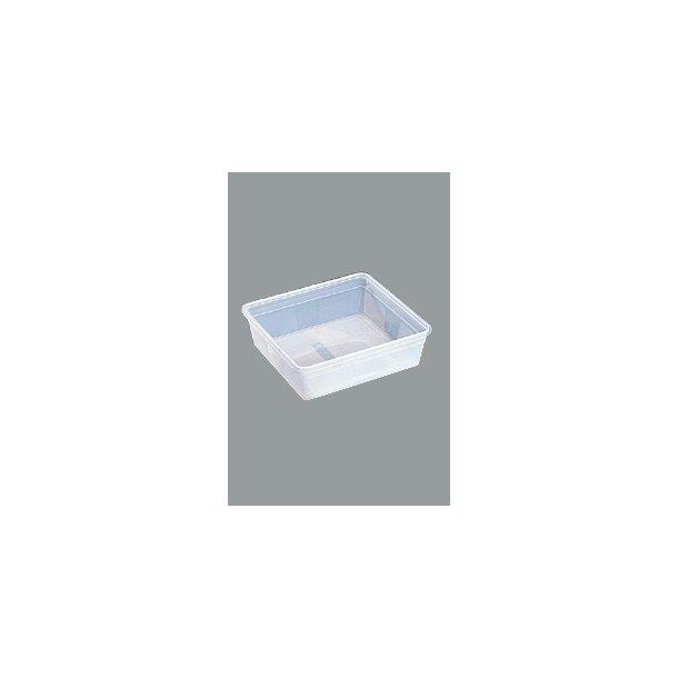 Kantine Bourgeat u/låg plast 2/3x100 mm
