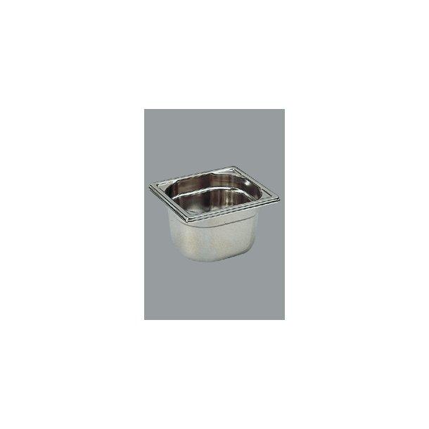 Kantine Bourgeat Rustfri 1/6x150 mm