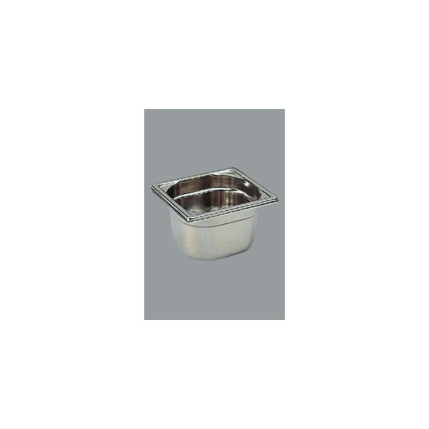 Kantine Bourgeat Rustfri 1/6x200 mm