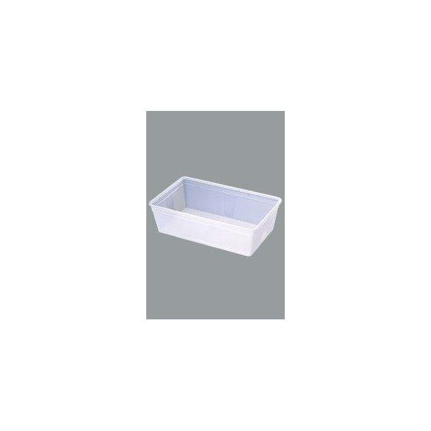 Kantine Bourgeat u/låg plast 1/1x100 mm
