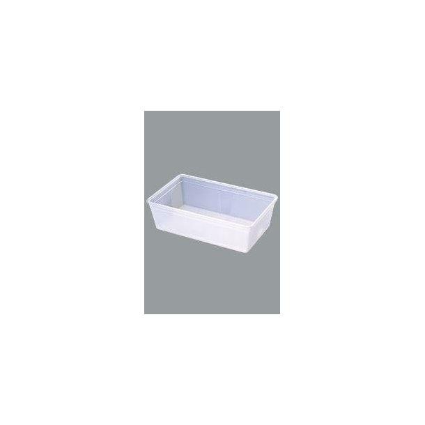 Kantine Bourgeat u/låg plast 1/1x065 mm