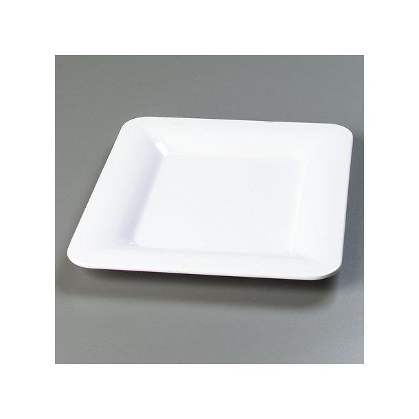 Kantine Palette hvid melamin 1/2 - 25 mm