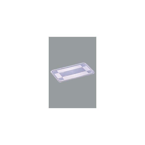 Kantinelåg Bourgeat plast 2/3GN
