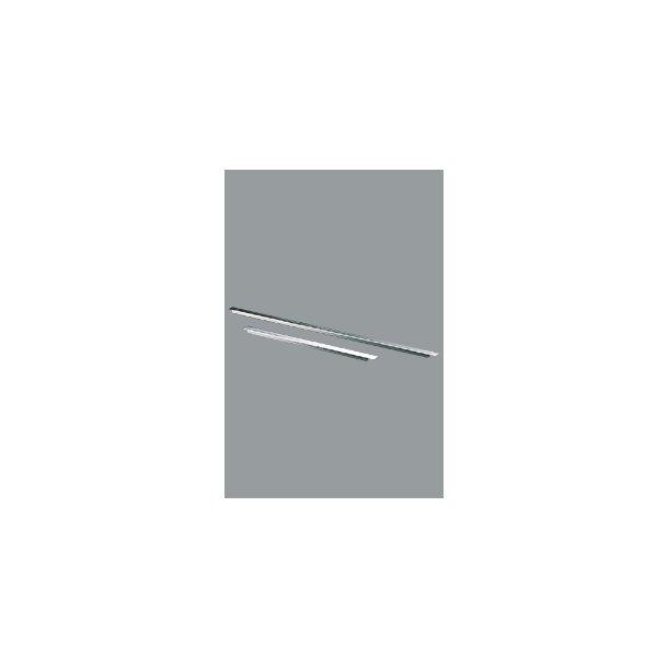 Kantinemellemlægsstang rustfri 32,5 cm