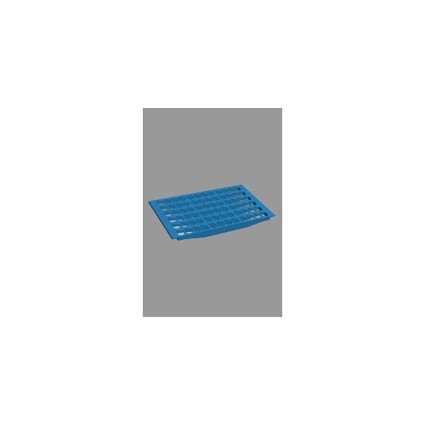 Hylde Bourgeat plast B 1/1 GN 433x530 mm